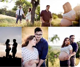 Babybauch und Schwangerenbilder