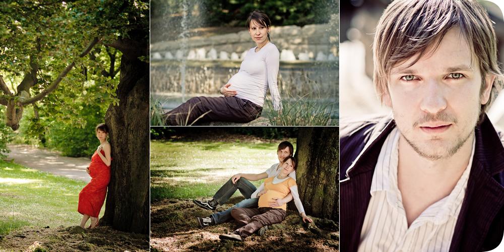 Babybauch und Schwangerschaftsbilder Erfurt