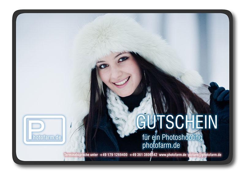 Gutschein Fotograf Andreas Pöcking Erfurt