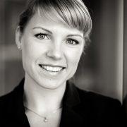 Businessportrait in Schwarz/Weiß
