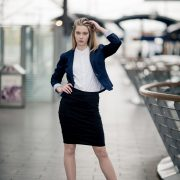 Fashion Business Portrait in Erfurt