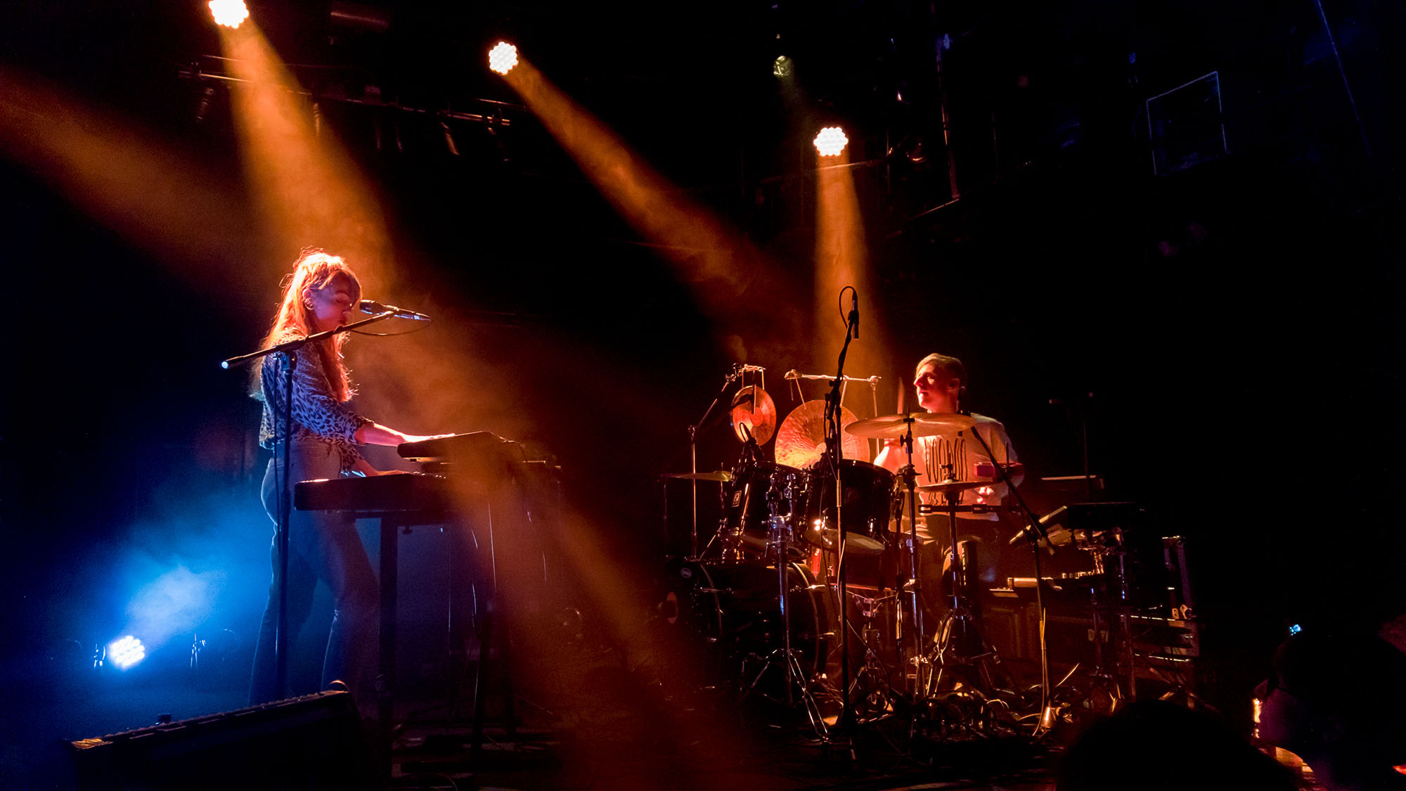 Konzertaufnahme Me and My Drummer