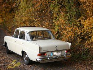 Daimler- Benz Mercedes 200D, Bj. 1965