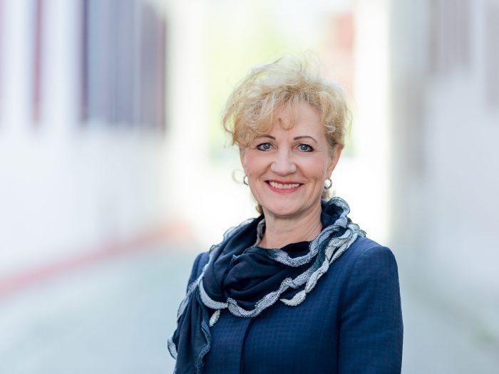 Birgit Keller (DIE LINKE) Thüringer Ministerin für Infrastruktur und Landwirtschaft