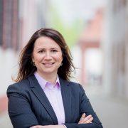 Anja Siegesmund (BÜNDNIS 90/DIE GRÜNEN) Thüringer Ministerin für Umwelt, Energie und Naturschutz