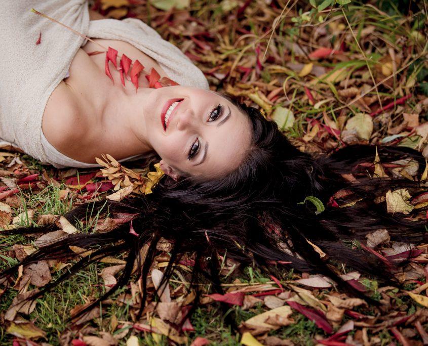 Herbst Fotoshooting in Erfurt