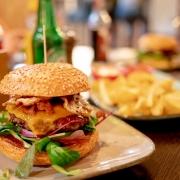 ein typisches Burger Ensamble ;-) © Andreas Pöcking Fotograf in Erfurt