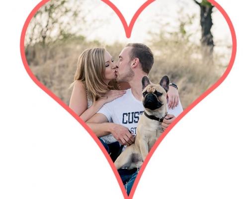 ein Fotoshooting zum Valentinstag verschenken