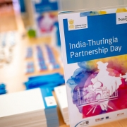 Businessreportage India-Thüringia Day 2018 in Erfurt