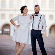 Hochzeitsbilder Schloß Friedenstein Gotha in Thüringen