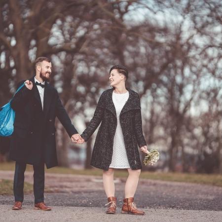 Hochzeitsreportage in Thüringen