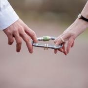 Brautpaar Fotoshooting in Thüringen