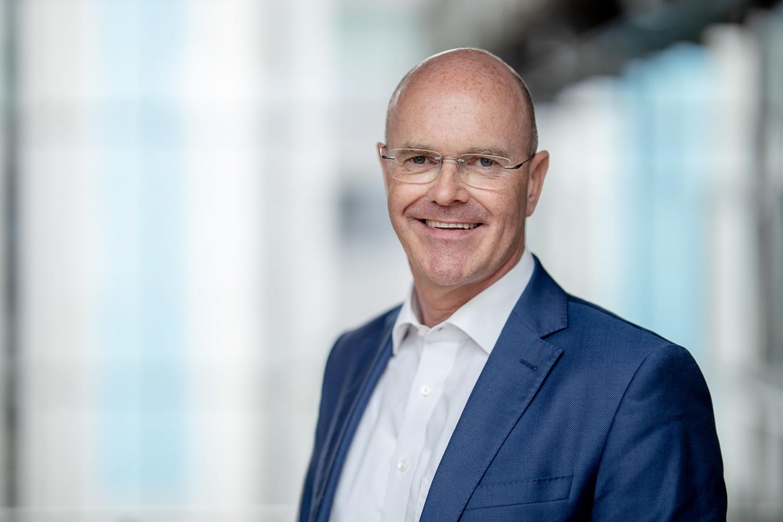 Tageslichtportrait Andreas Krey Geschäftsführer der Landesentwicklungsgesellschaft Thüringen (LEG)