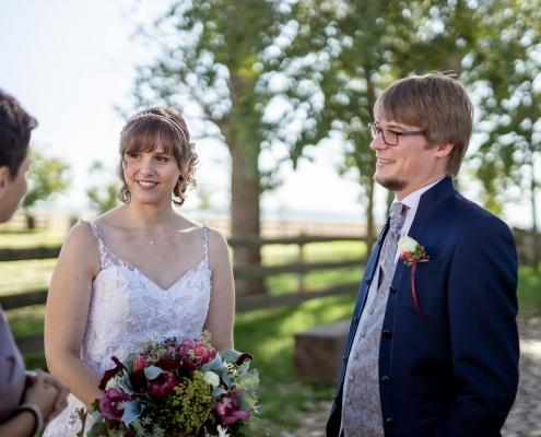 Geprächssituation Hochzeitsfeier